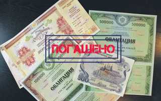 Погашение облигаций: этапы, расчет доходности, формулы, налогообложение