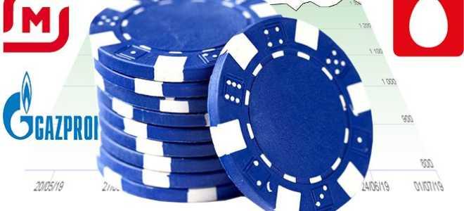 Голубые фишки – лидеры фондового рынка. Список успешных компаний